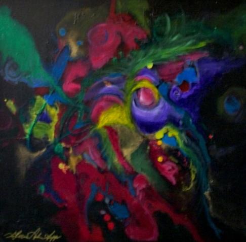G.Sepp.Centerpiece._24_x24.canvas._Acrylic