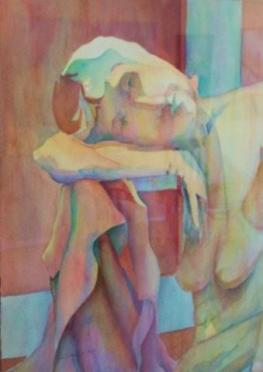 johnstonnude_ii_gale_johnston_40x28w_watercolor_on_wc_paper