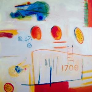 Life's_a_Circus_2.J.Stufflebeam.acrylic.oil.canvas_48x48